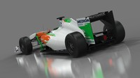Force India 2011 (Melbourne)