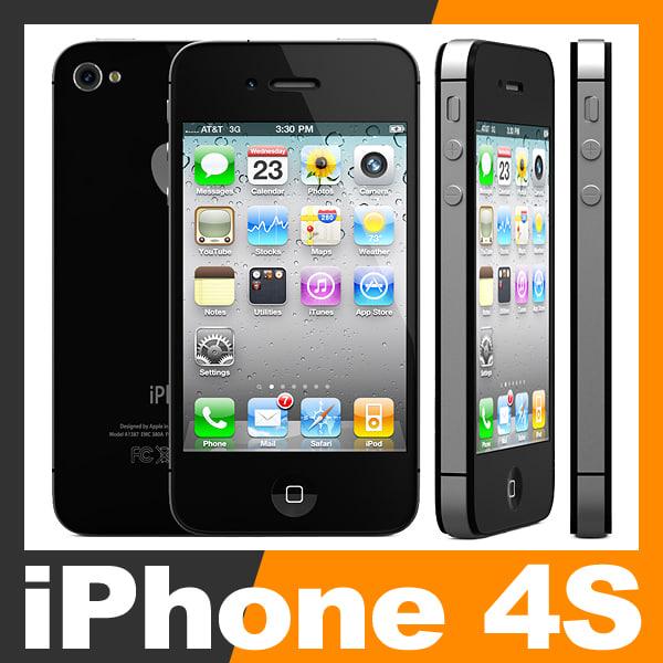 apple iphone 4s 4 dxf