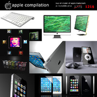 cinema4d apple ipad ipod nano