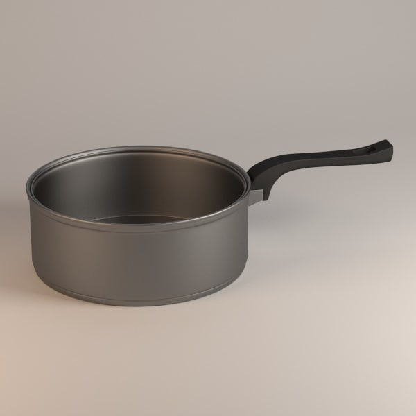 3d cooking pan