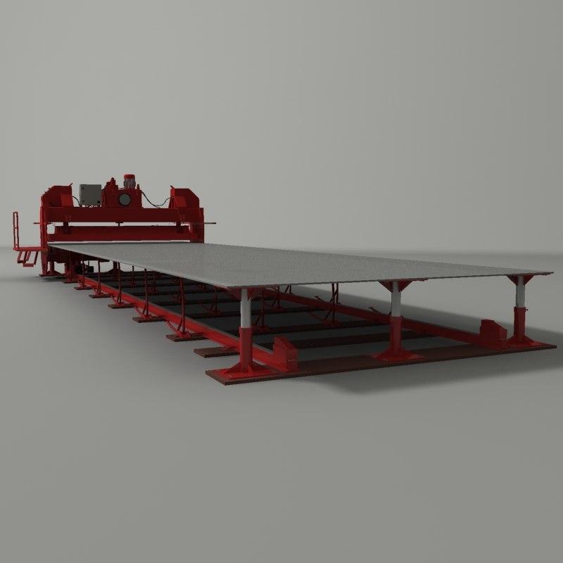 3ds max press factory