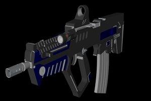 free 3ds model tar-21 21