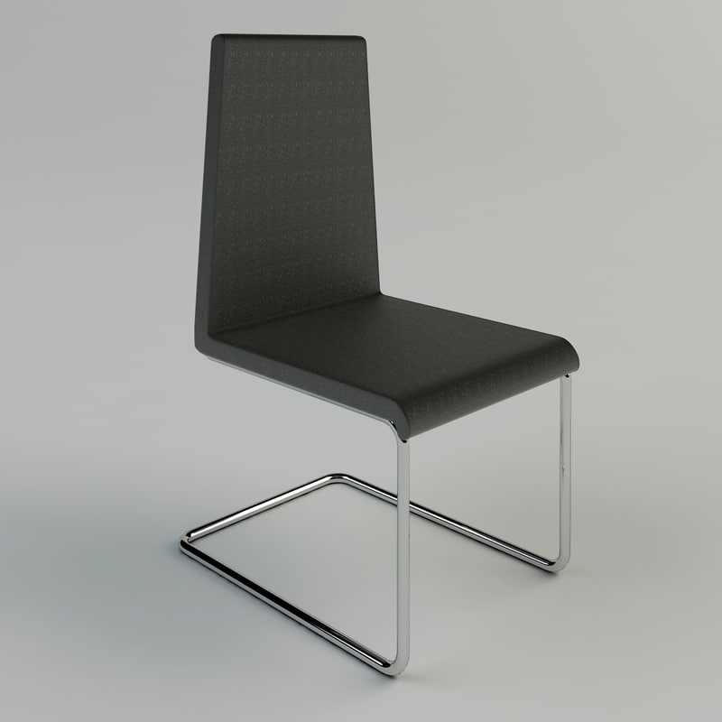 3d vanni swing chair model
