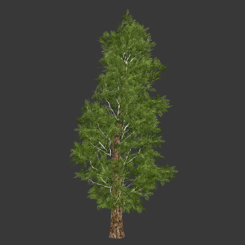 3d tree games environments model