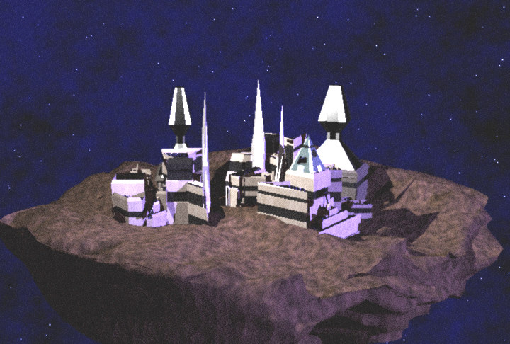 asteroid city opal 3d lwo