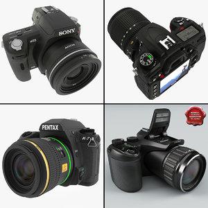 3d cameras v1 model
