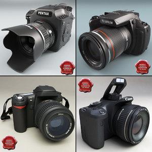 cameras v2 3d model