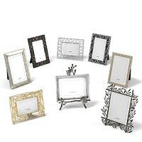 photo frame set obj