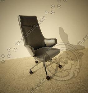 3ds skape chair vitra