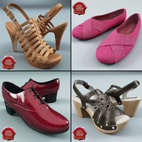 Women Shoe Collection V2