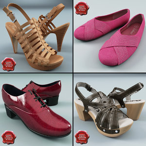 max women shoe v2