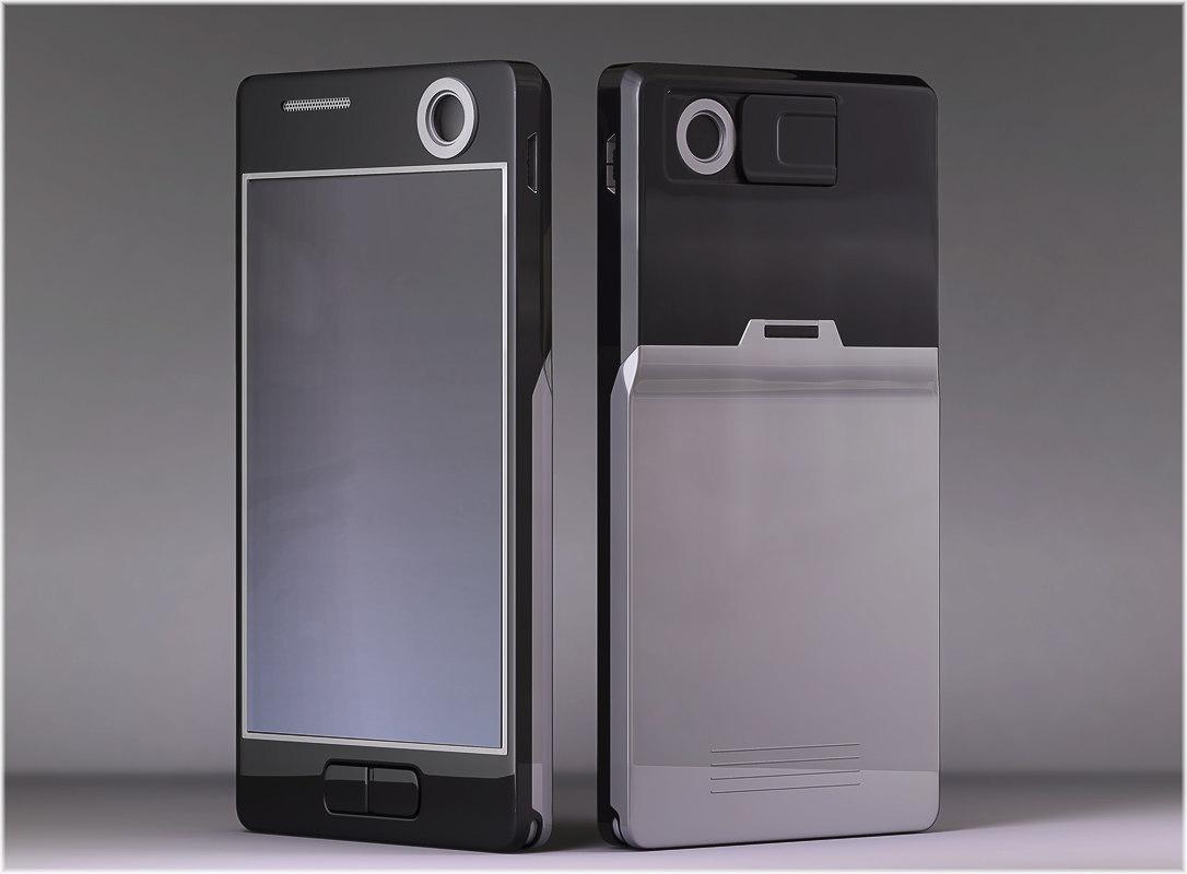 maya generic smartphone
