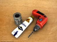 3ds max drill