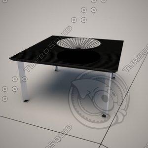 cattelan italia grid coffee table max