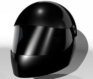 max racing helmet
