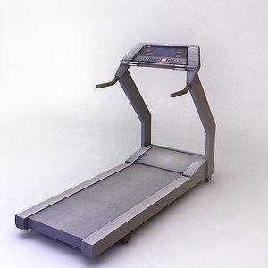 max treadmill gym running
