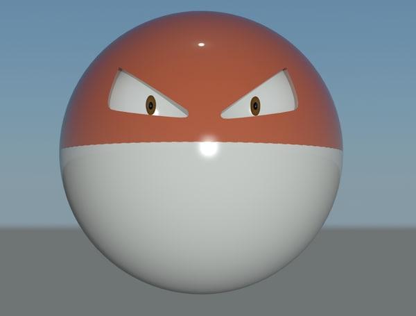 anime pokemon voltor 3ds free