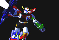 voltron with sword