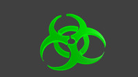free 3ds mode biohazard logo