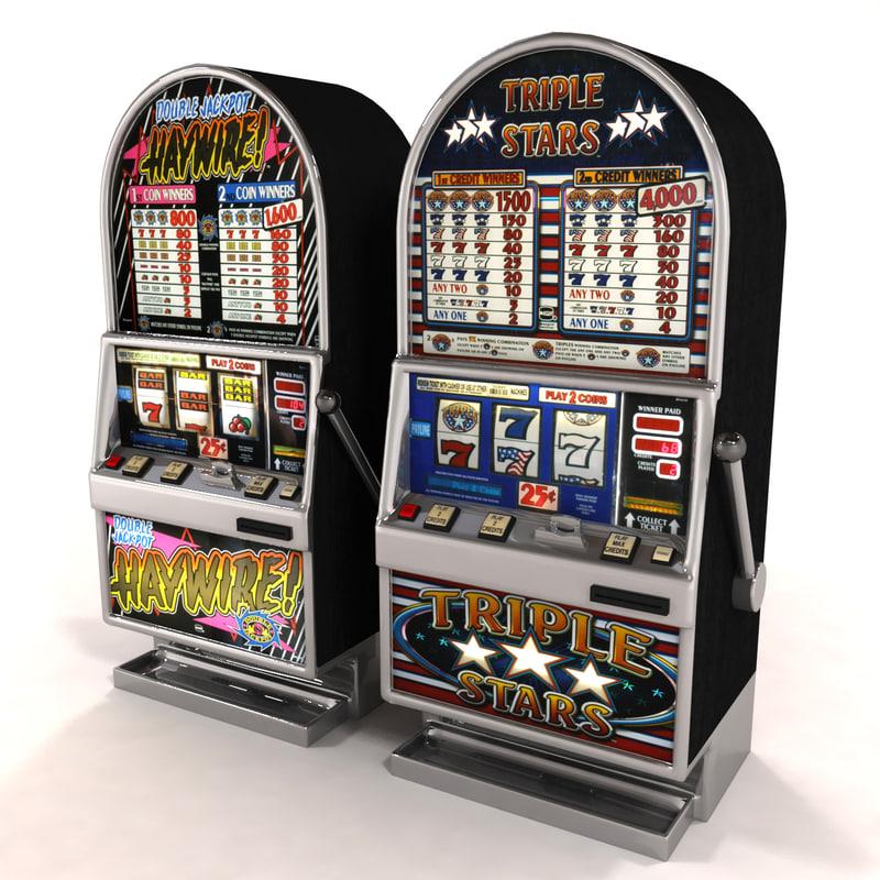 max slot machine
