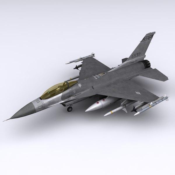 max general dynamics f-16 fighting falcon