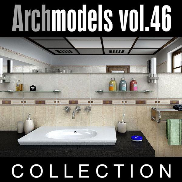 archmodels vol 46 max