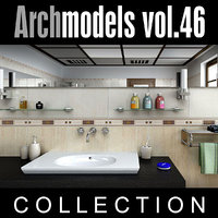 archmodels vol 46 max