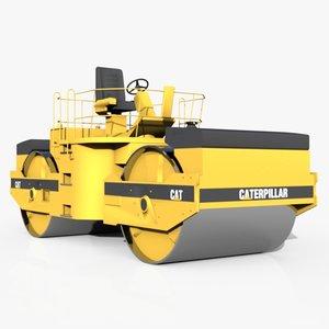 3ds compac roller machine