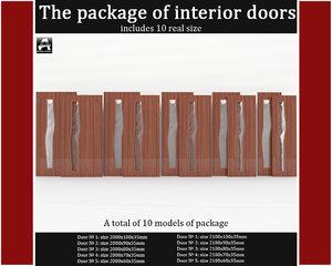 package interior doors max