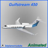 Gulfstream G450 Mexican Navy