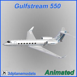 gulfstream g550 dxf