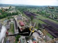 3d p-47 aircraft