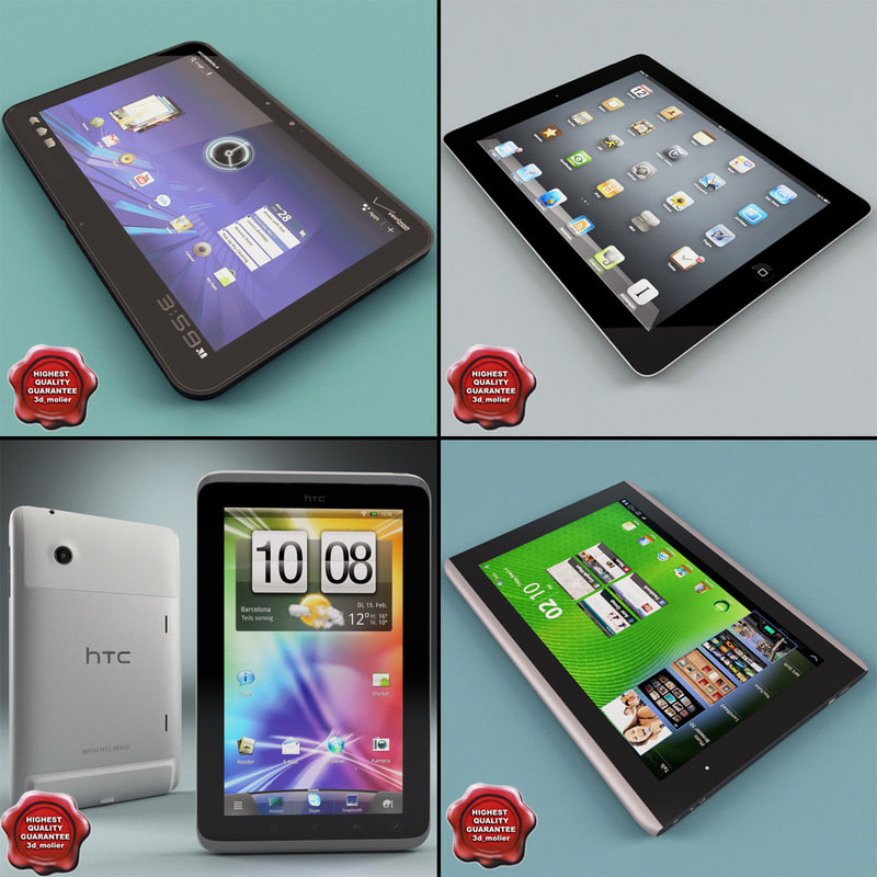 3d max tablet pc tab