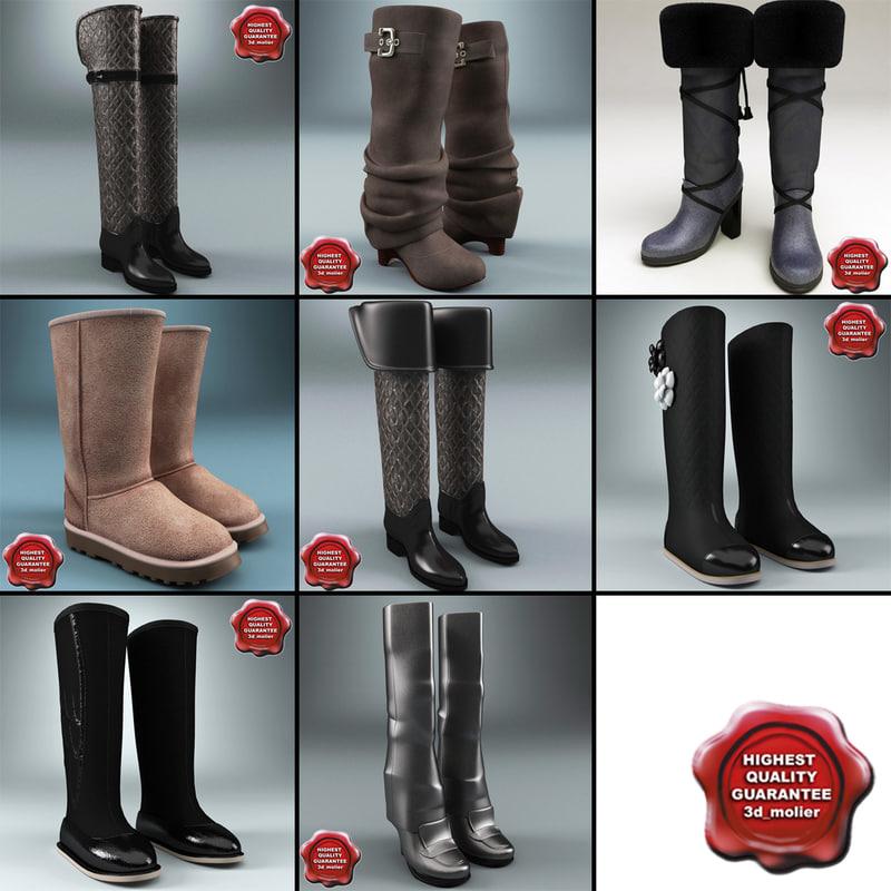 max winter shoes v3