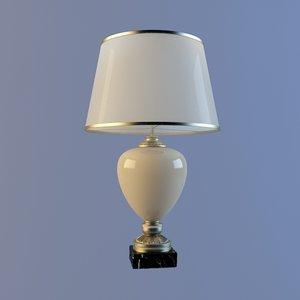 3d classic lamp sigma elle