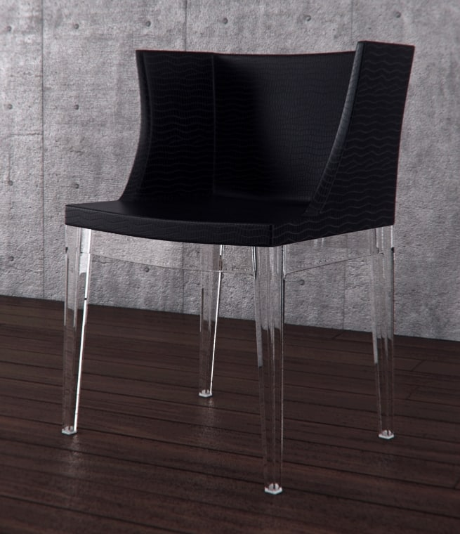 3ds mademoiselle chair