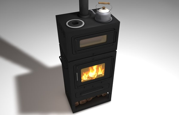 3ds stove oven hwam classic