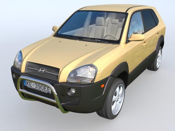 3d model of vehicle luxury