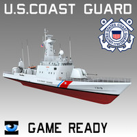 US.Coast Guard Patrol Boat