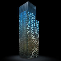 archmodels vol 103 skyscrapers 3d model