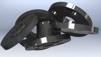 1 150 forged flanges 3ds