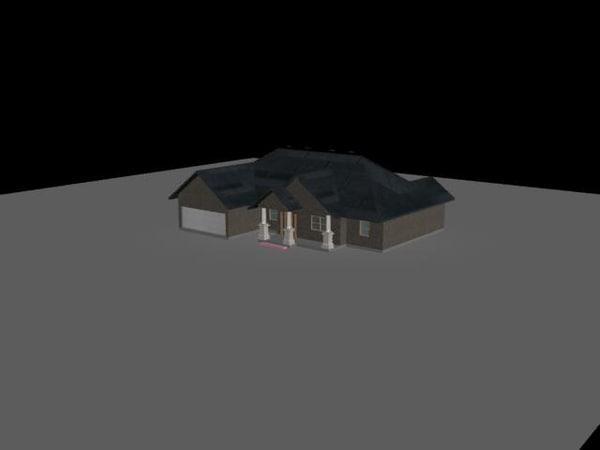 rvt revit story house
