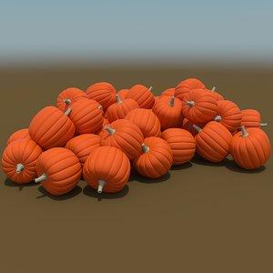 pumpkins 3ds