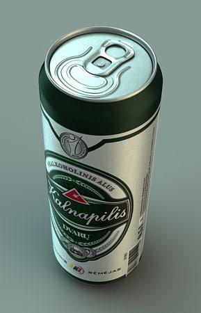 3ds max beer