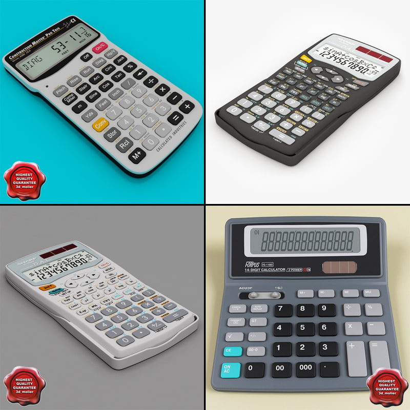 calculators v2 max