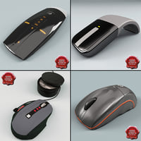 Computer Mouses Collection V1