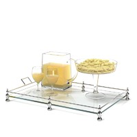 Eichholtz  Glass Tray Morning Breakfast