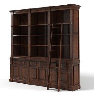 3d model eichholtz cabinet king