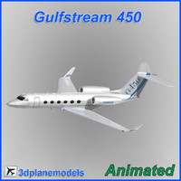 Gulfstream G450 House colours