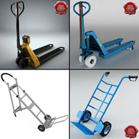 Hand Trucks and Pallet Jacks Collection